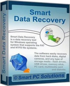 Smart Data Recovery Crack + Full Version for PC